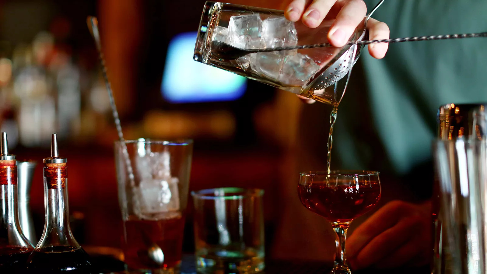 Bartender Conscientiously Objects To Customers Order