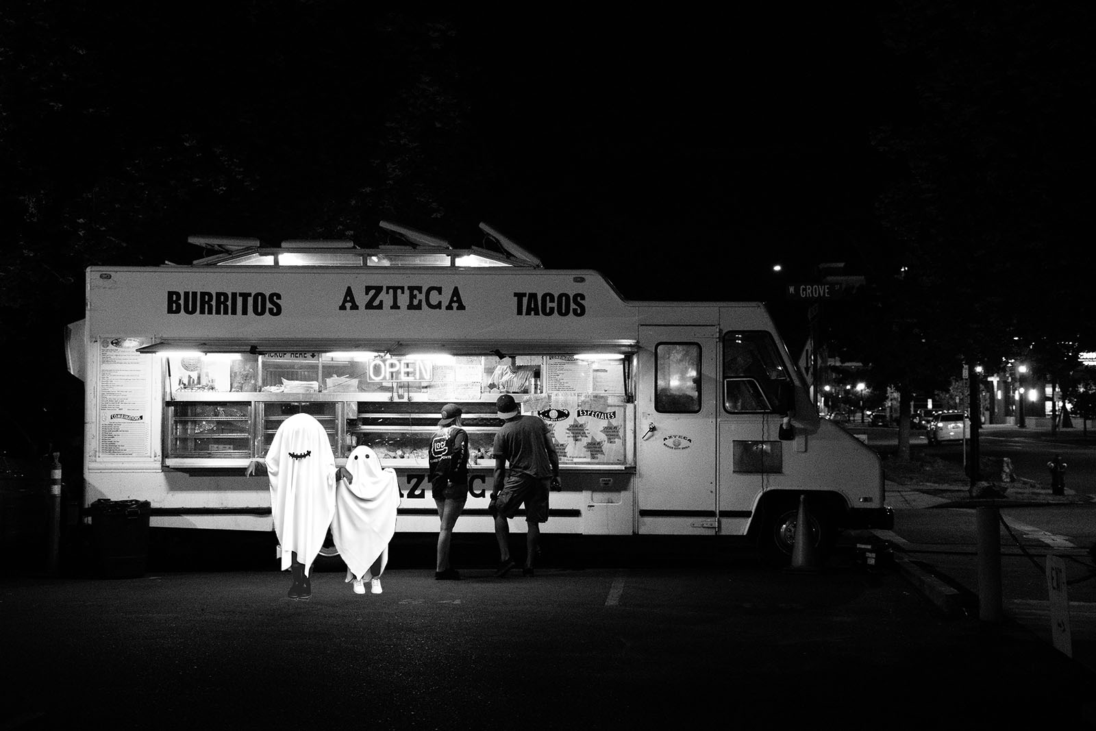 Food Truck Staff Expected To Be Solving More Mysteries
