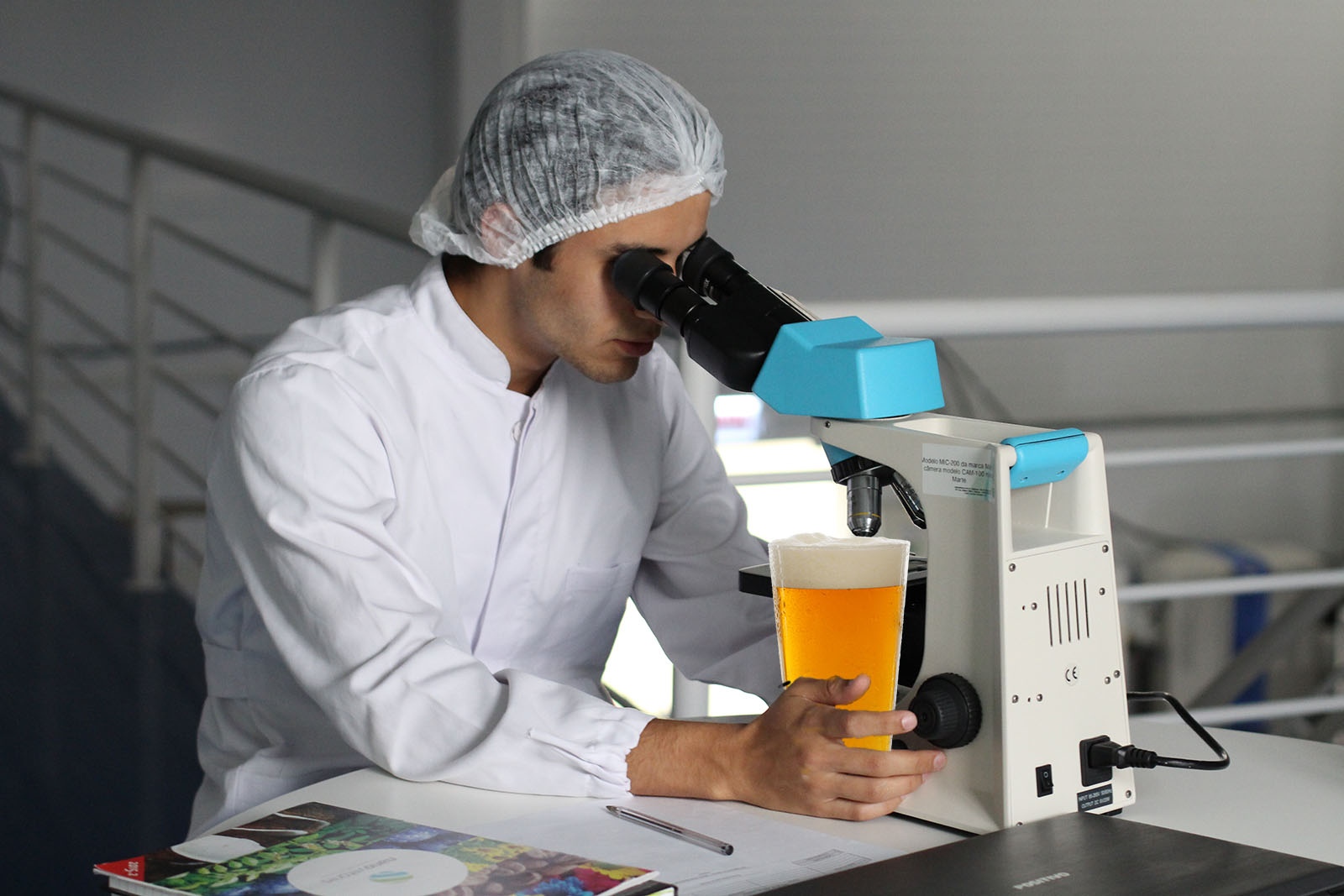 Scientists Find Alcohol-Based Life Forms At Restaurant